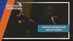 Kecap Cap Udang Purwodadi Grobogan Jawa Tengah