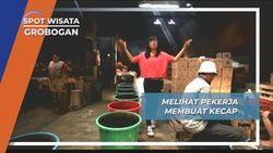 Okestrasi Kerja Pabrik Kecap Cap Udang Purwodadi Grobogan Jawa Tengah