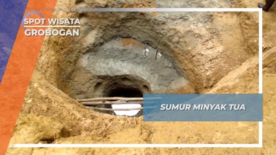 Mencari Sumur Tua Desa Ledok Grobogan