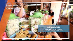 Pecel Keong Mbak Toen , Nikmatnya Kuliner Banyubiru Ambarawa