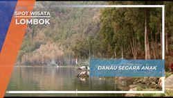 Segara Anak, Danau Kaldera Gunung Rinjani Lombok