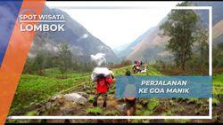 Bersama Kabut Menuju Gua Manik Gunung Rinjani Lombok