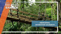 Jembatan Bambu Gajeboh, Batas Baduy Luar dan Baduy Dalam Banten