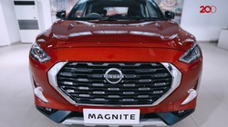 Perkenalkan Nissan Magnite SUV Murah Bermesin Turbo