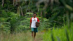 Kisah Petani di Perbatasan Aruk yang Kini Merdeka