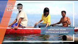 Danau Ranau, Sumber Kehidupan Bagi Warga Sekitar, Lumbok Lampung Barat