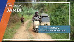 Perjalanan Mencari Suku Kubu atau Suku Anak Dalam Pamenang Jambi