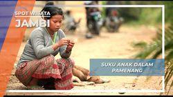 Suku Kubu atau Suku Anak Dalam Pamenang Jambi