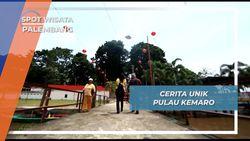 Mengunjungi Pulau Cinta Kemaro Bersamanya di Palembang