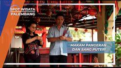Kemaro, Pulau Legenda Cinta Antara Pangeran Negeri Cina dan Putri Palembang