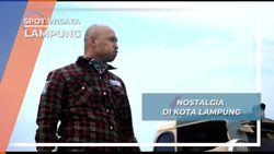 Nostalgia Sejenak di Teluk Kiluan, Lampung