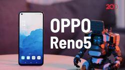 OPPO Reno5: Teknologi untuk Kreativitas