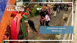 Jaran Kenclak, Tradisi Tari Kuda dari Kota Malang yang Lestari