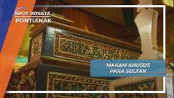 Makam Sultan Syarif Abdurrahman, Pontianak