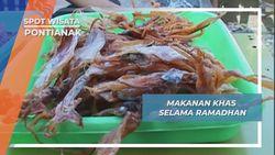 Cumi Kering, Makanan Khas di Kawasan Mesjid Jami Sultan Syarif Abdurrahman Pontianak