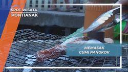 Cumi Pangkok, Kelezatan Makanan Laut dengan Aroma Bakar, Pontianak