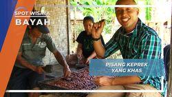 Pisang Keprek Kudapan Nikmat Khas Bayah Lebak Banten