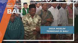 Pegayaman, Salah Satu Desa Muslim terbesar di Pulau Bali