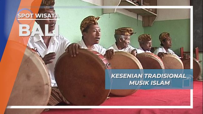 Burdah, Kesenian Tradisional Islam di Desa Pegayaman, Buleleng, Bali