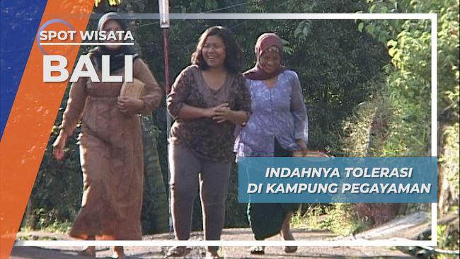 Indahnya Toleransi di Desa Pegayaman, Buleleng, Bali