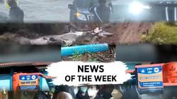 News of The Week: Jokowi Terobos Banjir, Siswi Nonmuslim Berjilbab