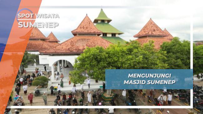 Panembahan Somala Pendiri Masjid Agung Sumenep