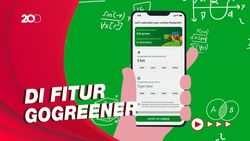Kini Bisa Serap Jejak Karbon Barang Elektronik di Gojek