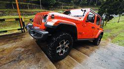 Menjajal Jeep Wrangler Rubicon di On Road dan Off Road