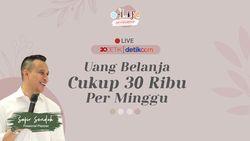 eLIFE with Safir Senduk - Uang Belanja Cukup Rp 30 Ribu Seminggu