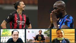 Prediksi AC Milan VS Inter Milan Bersama Milanisti Indonesia dan Inter Club Indonesia