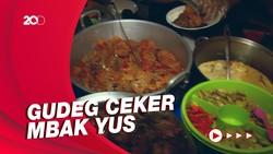 Bikin Laper: Uenak Pol! Bubur Gudeg Ceker Solo Favorit Jokowi