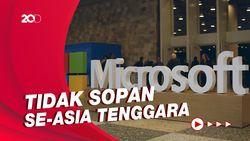 Microsoft Trending Gegara Riset Netizen Indonesia Tidak Sopan