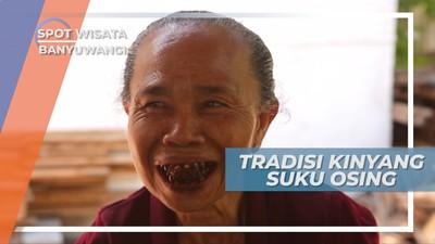 Nginang, Rahasia Kekuatan Gigi Kaum Wanita Suku Osing, Banyuwangi
