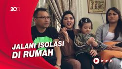 Kabar Terkini Keluarga Anang Hermansyah Usai Terpapar Corona