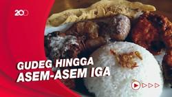 Mengobati Rindu Masakan Jawa di Restoran Rumah Jawa