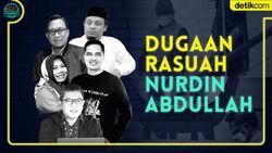 Dugaan Rasuah Gubernur Nurdin Abdullah