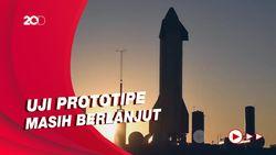SN10 Meledak, Rocket Starship SN11 SpaceX Siap Meluncur Lagi