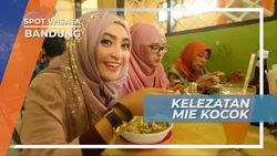 Mencicipi Cita Rasa Andalan dari Kaldu Mie Kocok, Bandung