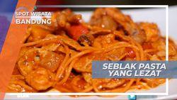 Seblak Pasta, Kudapan Sederhana Idola Masyarakat Bandung