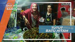 Tutut Batu Hitam, Kuliner Tradisional yang Khas dan Lezat, Bandung