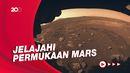 Momen Robot Perseverance Mulai Jelajahi Planet Mars