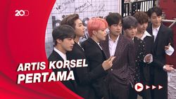 Selamat! BTS Raih IFPI Global Recording Artist of the Year