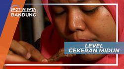 Sensasi Level Pedas Ceker Maut Mengoet Perut, Bandung