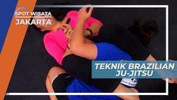 Brazilian Ju-jitsu, Olahraga yang Mengadaptasi Ilmu Judo, Jakarta