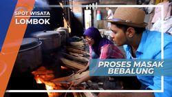 Kayu Bakar, Mempertahankan Aroma Kelezatan Bebalung, Lombok