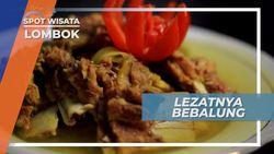 Daging Empuk dan Gurih, Sensasi Kelezatan Bebalung, Lombok