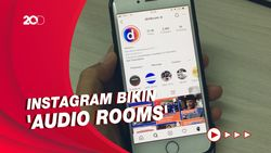 Developer Ungkap Instagram Ikut Bikin Pesaing Clubhouse