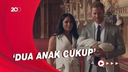 Meghan Markle dan Pangeran Harry Ungkap Gender Anak Kedua