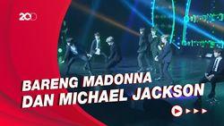 BTS Masuk Daftar The Greatest Pop Star Versi Billboard