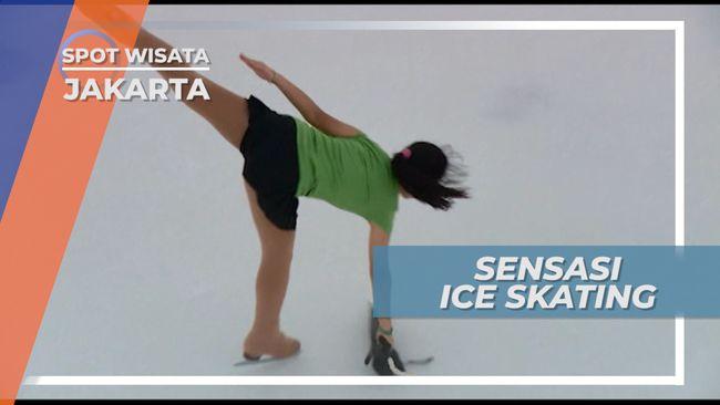 Ice Skating, Sensasi Berseluncur di Atas Es, Jakarta